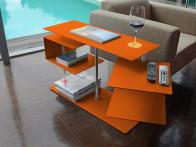 Stolik Radius X-centric 2 Orange