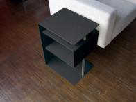 Stolik Radius X-centric Black
