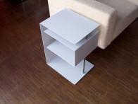 Stolik Radius X-centric Grey