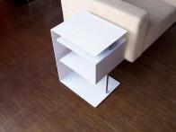 Stolik Radius X-centric White
