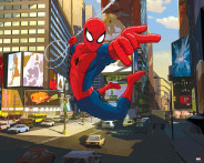 Tapeta Walltastic 3D Spiderman Ultimate