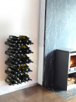 Wieszak na wino Radius Wine Tree..