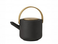 Dzbanek do herbaty Stelton Nordic Theo Black 1,25L..