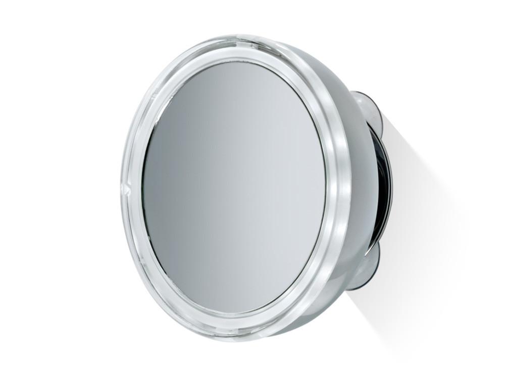 Lusterko kosmetyczne podróżne LED 5x Decor Walther BS 10 Chrome & White