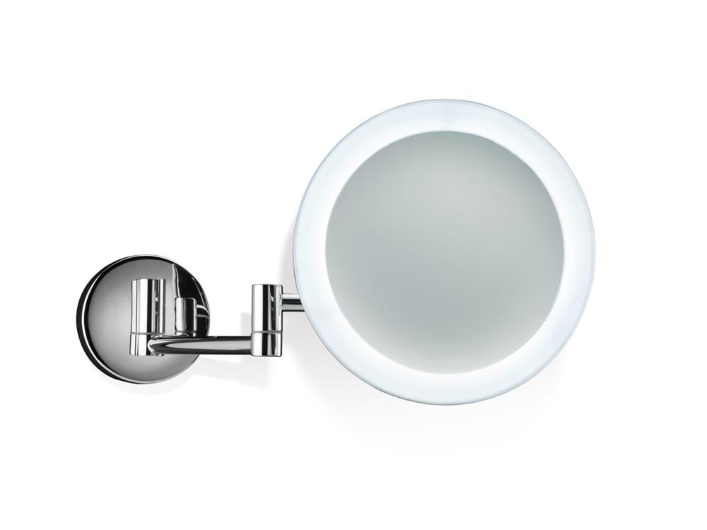 Lusterko kosmetyczne ścienne LED 5x Decor Walther BS 60/V N Chrome