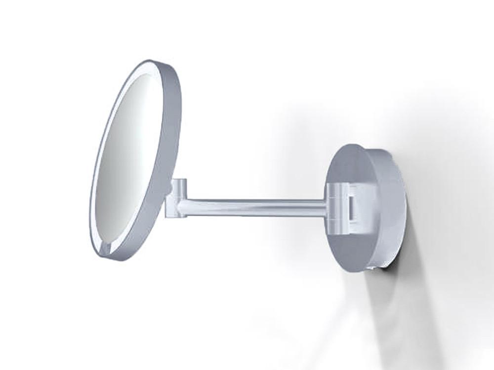 Lusterko kosmetyczne ścienne LED 5x Decor Walther Just Look Sensor WR Chrome
