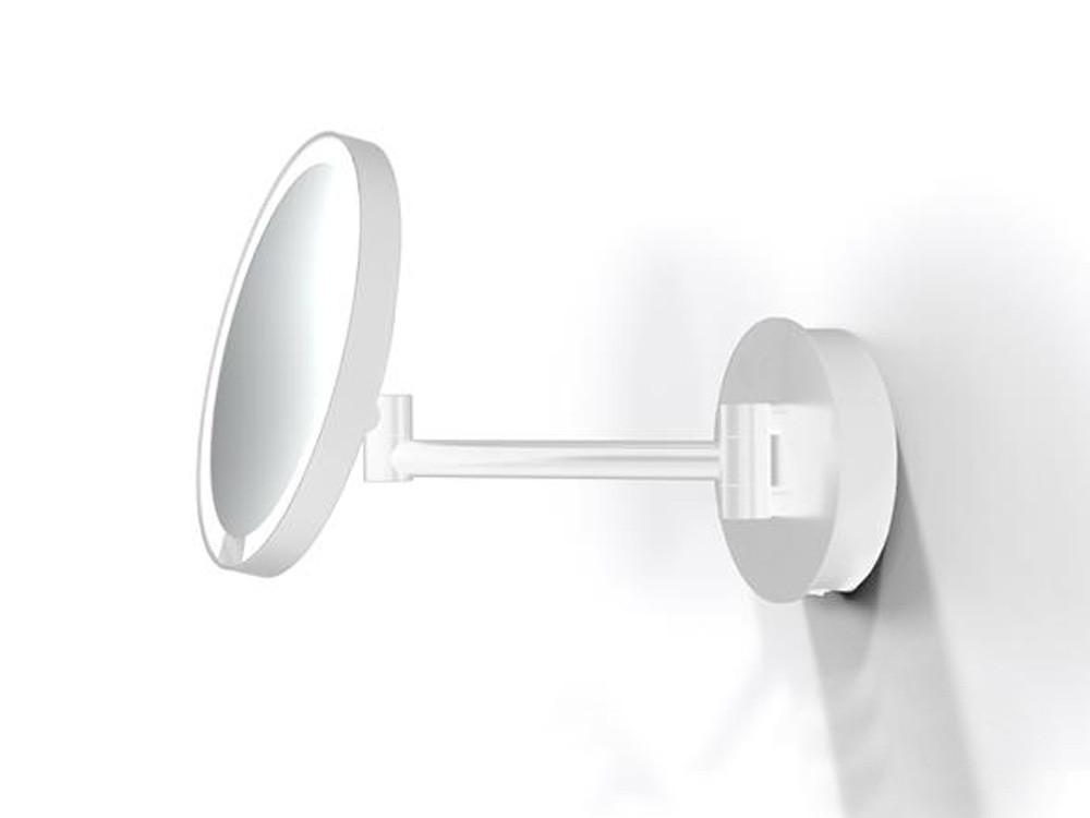 Lusterko kosmetyczne ścienne LED 5x Decor Walther Just Look Sensor WD White Matt