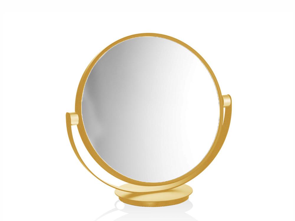 Lustro nablatowe duże Decor Walther Vanity Gold