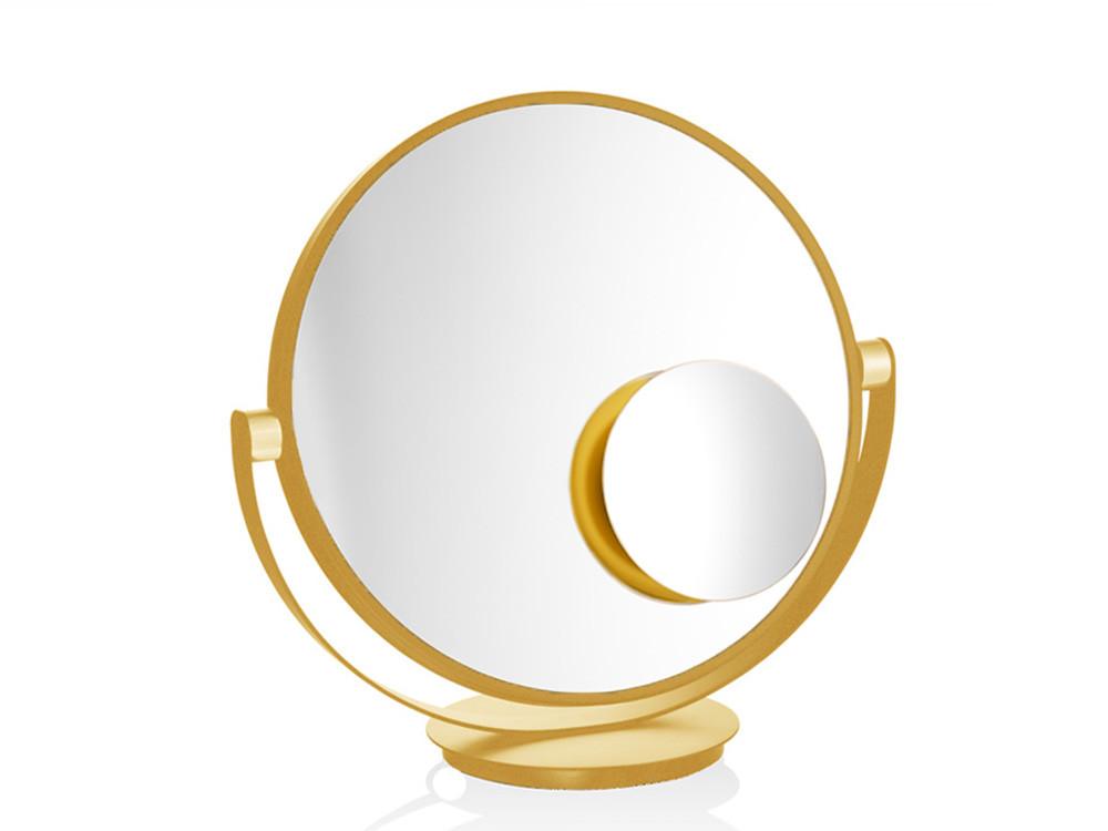Lusterko kosmetyczne 5x dodatkowe Decor Walther Vanity Plus Gold