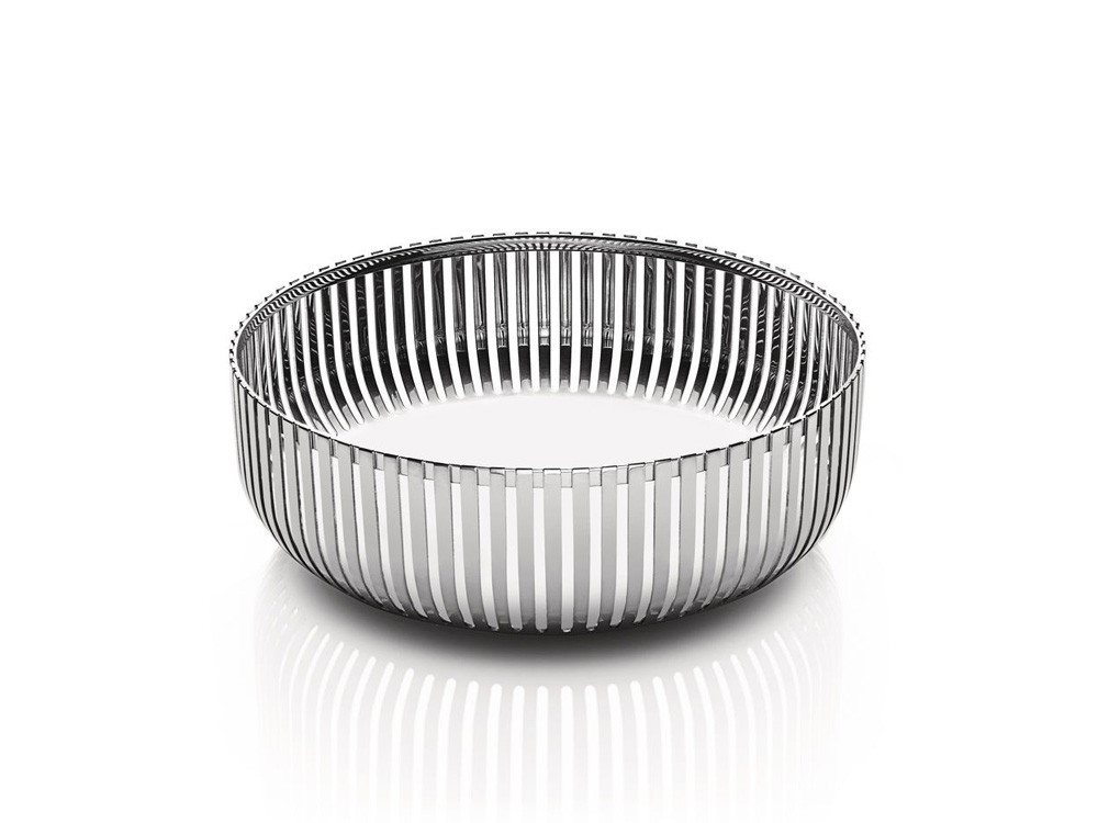 Koszyk na pieczywo Alessi PCH02 Silver