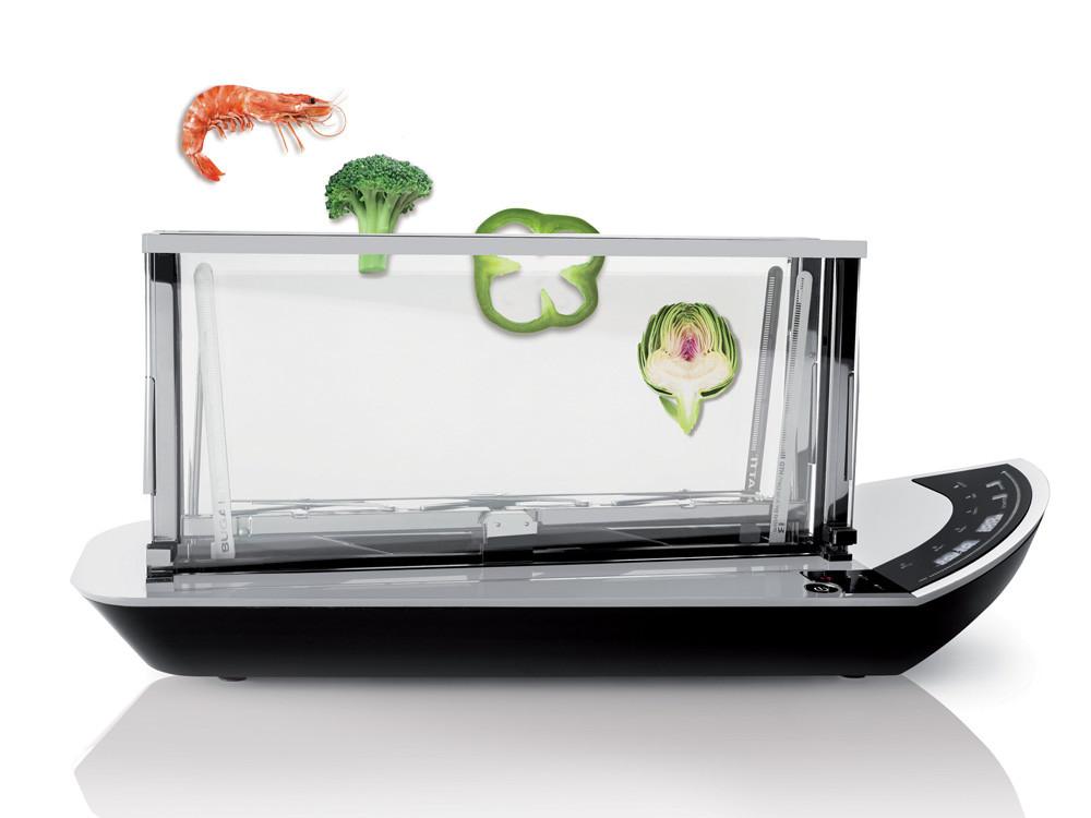 Inteligentne urządzenie do gotowania i toster Bugatti Noun