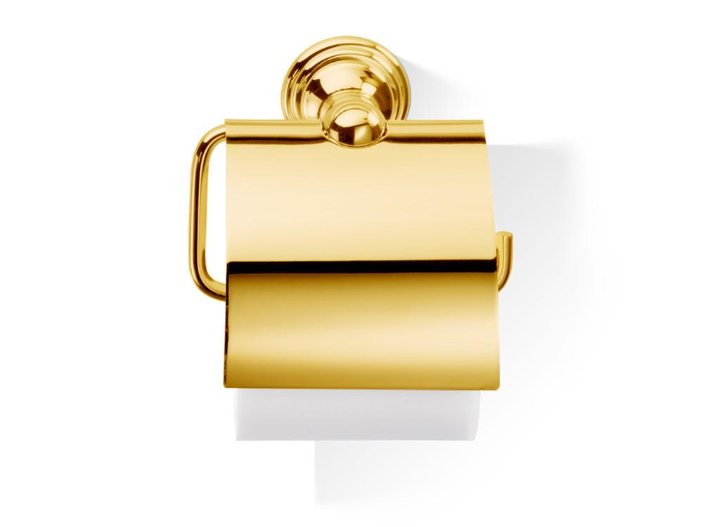 Uchwyt ścienny na papier Decor Walther Classic CL TPH4 Gold