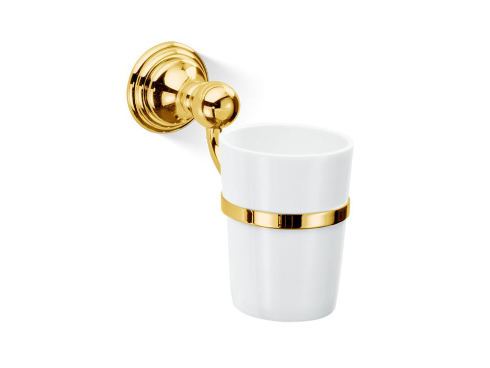 Kubek ścienny Decor Walther Classic CL WMG Porcelain Gold
