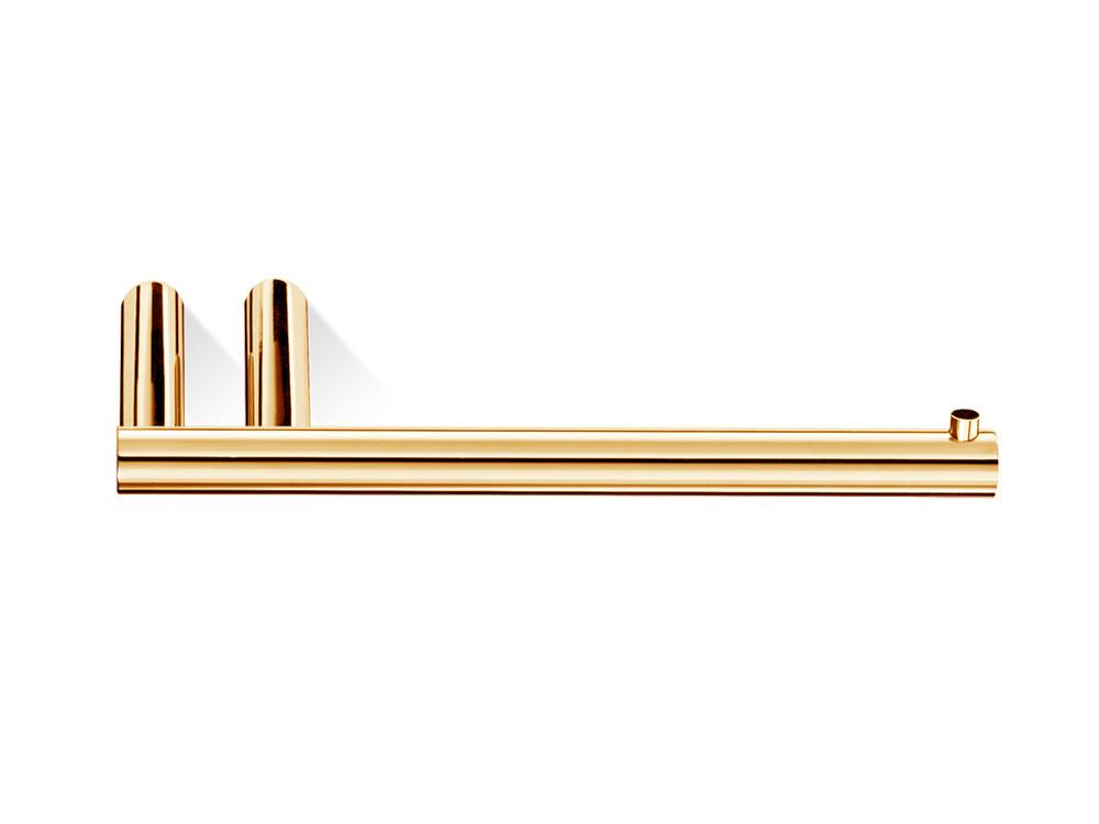 Uchwyt ścienny na papier Decor Walther Mikado MK TPH1 Gold