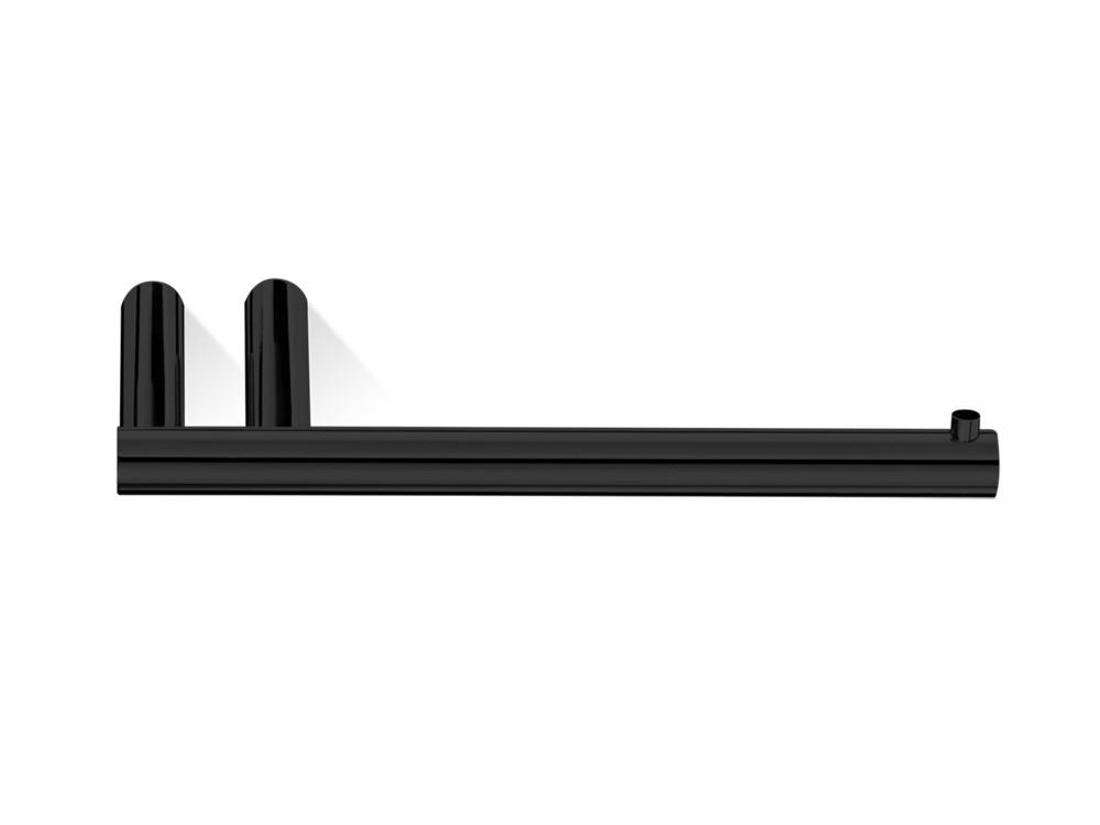 Uchwyt ścienny na papier Decor Walther Mikado MK TPH1 Black Matt