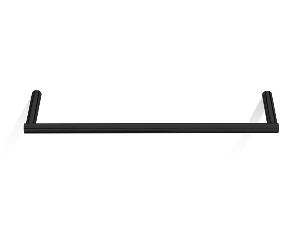 Wieszak/ reling na ręczniki Decor Walther Mikado MK HTE30 Black Matt