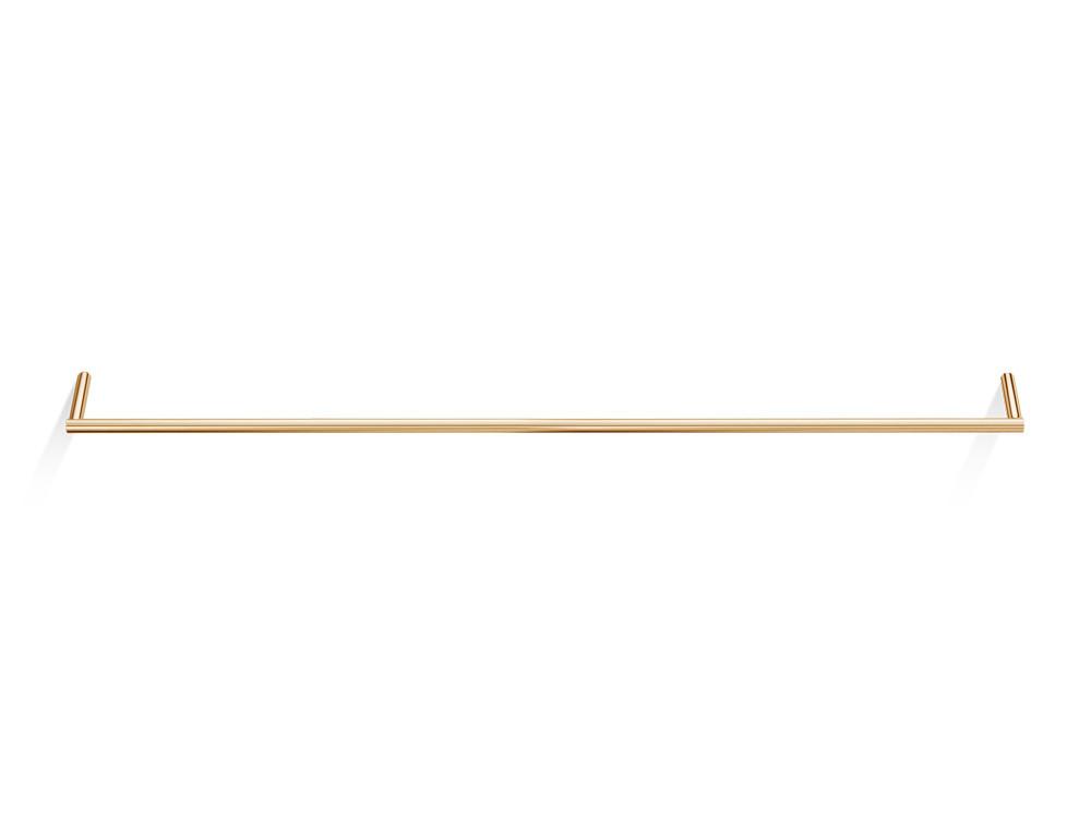 Wieszak/ reling na ręczniki Decor Walther Mikado MK HTE80 Gold