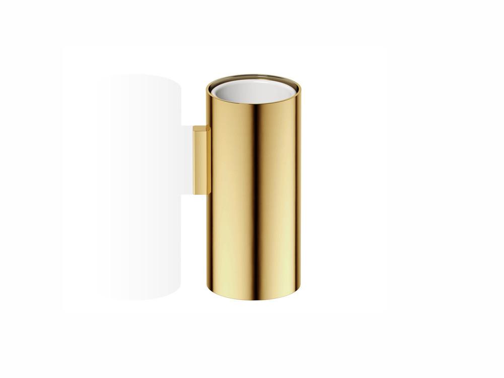 Kubek łazienkowy ścienny Decor Walther Mikado MK WMB Gold