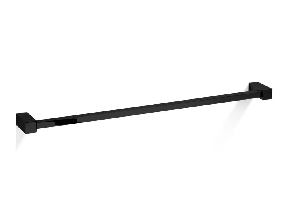 Wieszak/ reling na ręczniki Decor Walther CO HTE80 Black Matt