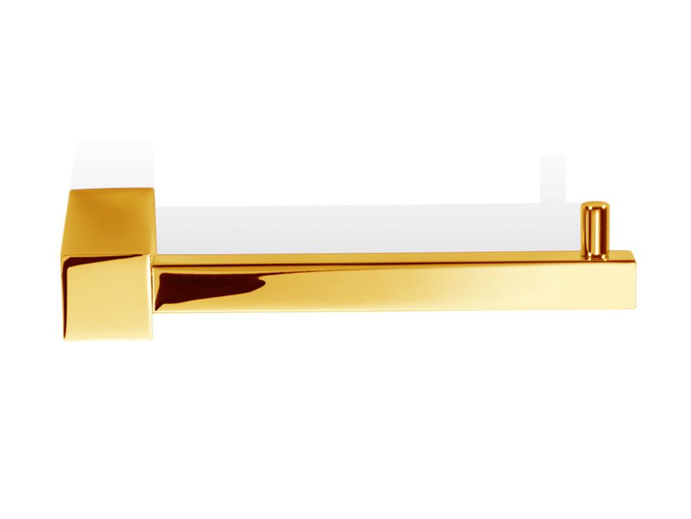 Uchwyt ścienny na papier Decor Walther CO TPH1 Gold