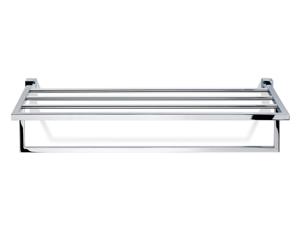 Wieszak/ półka z poprzeczkami Decor Walther CO KHT Chrome