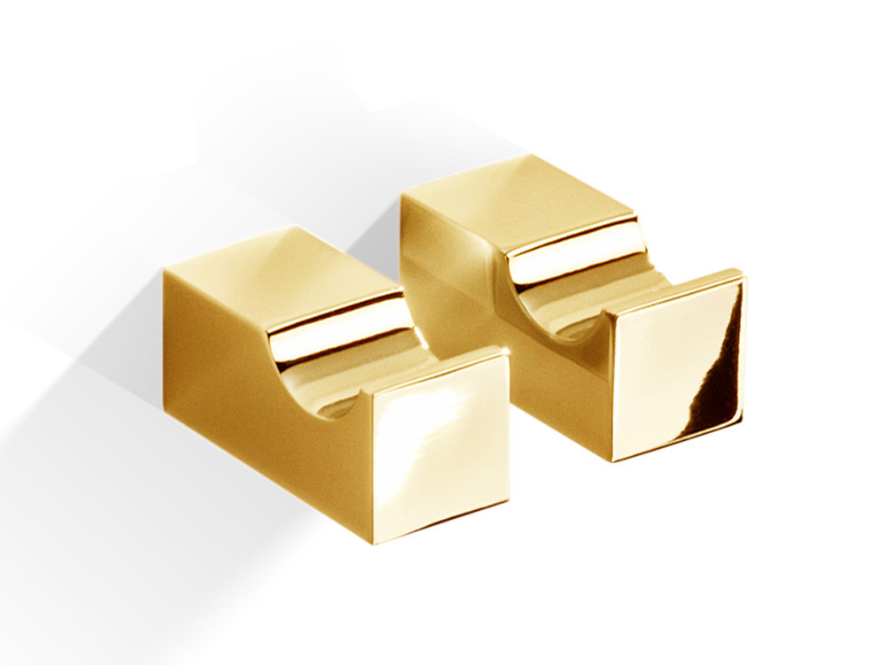 Zestaw wieszaczków ściennych x2 Decor Walther CO HAK1 Gold