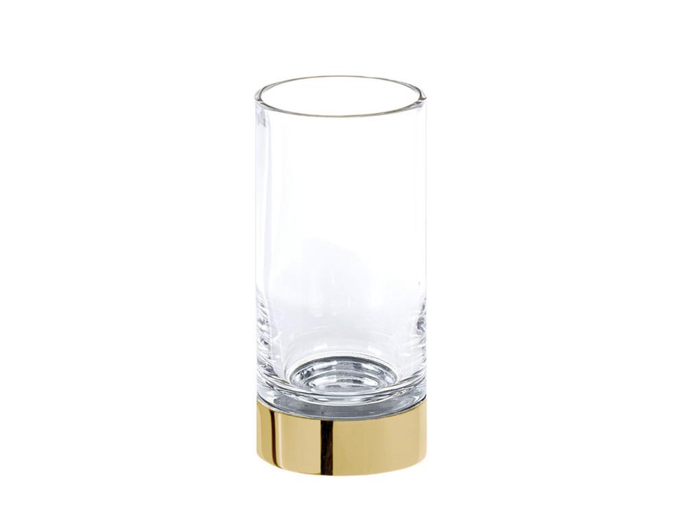 Kubek łazienkowy Decor Walther Century WMG Crystal Gold Matt