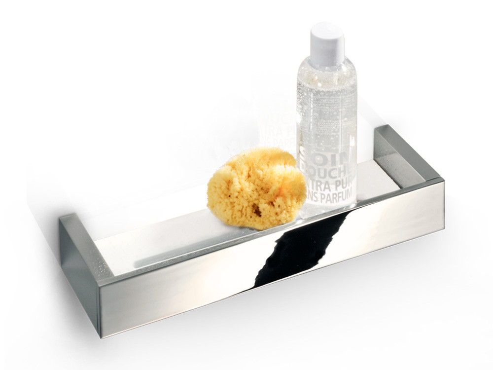 Półka pod prysznic ścienna Decor Walther BK DA60 Nickel Satin