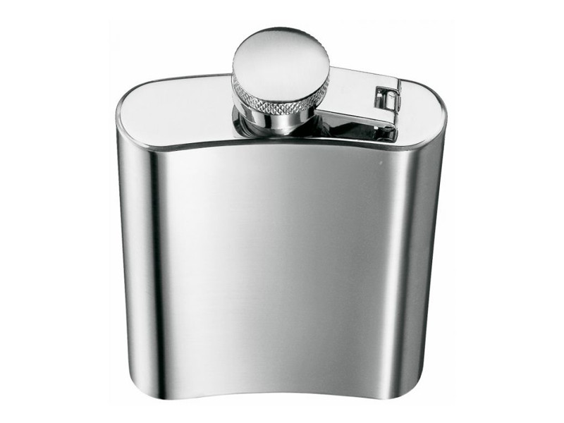 Piersiówka WMF Manhattan Silver 200