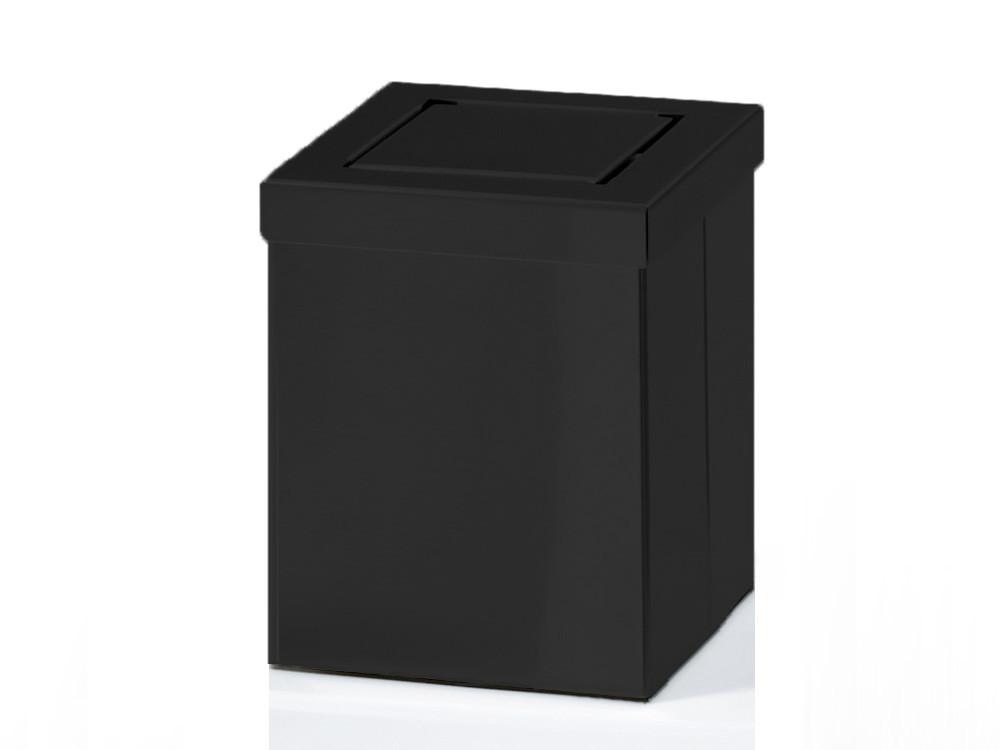 Kosz na śmieci nablatowy Decor Walther DW 1130 Black Matt
