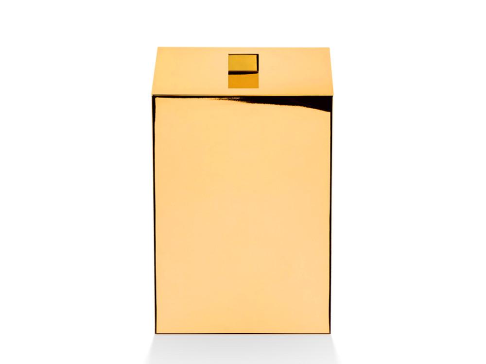Kosz na śmieci Decor Walther Luxury Model DW 75 Gold