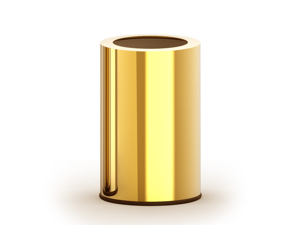 Kosz na śmieci Decor Walther Rooms Gold