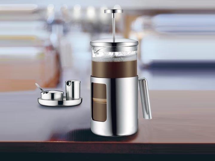 Kawiarka tłokowa WMF Kult Silver