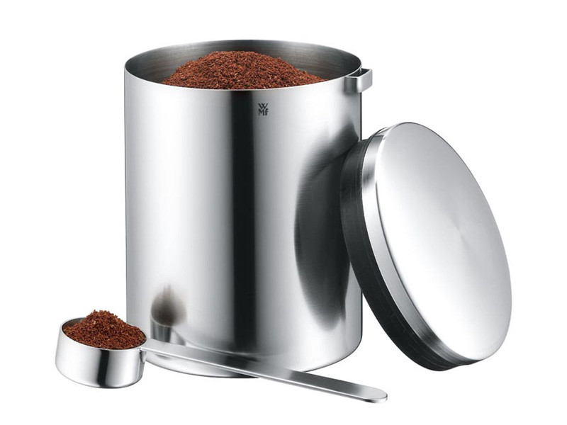 Pojemnik na kawę WMF Kult Silver