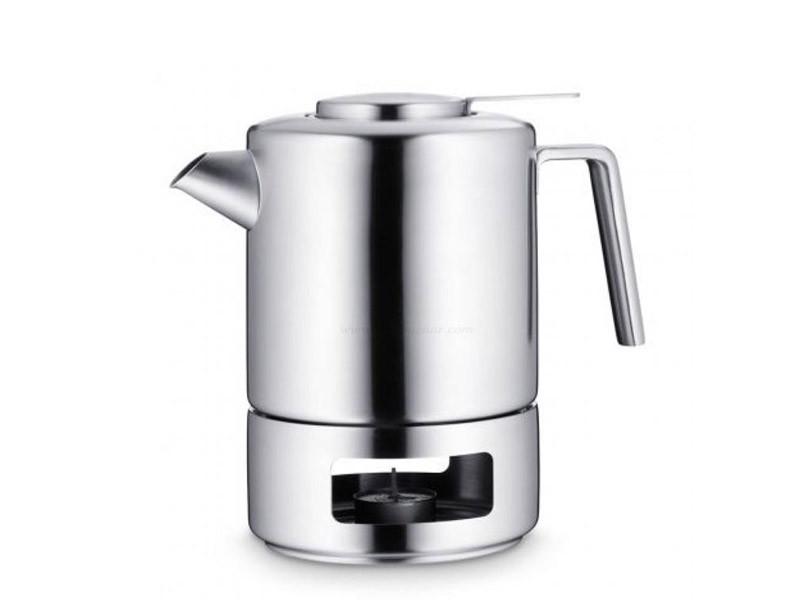 Dzbanek do zaparzania herbaty z podgrzewaczem WMF Kult 1,2 L