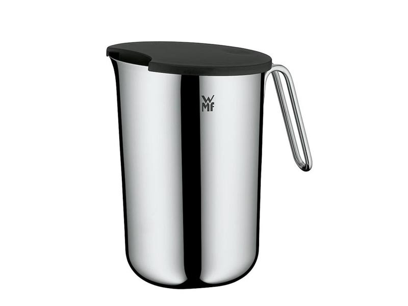 Misa kuchenna z rączką i pokrywką WMF Function Silver/Black 12/1,5 L