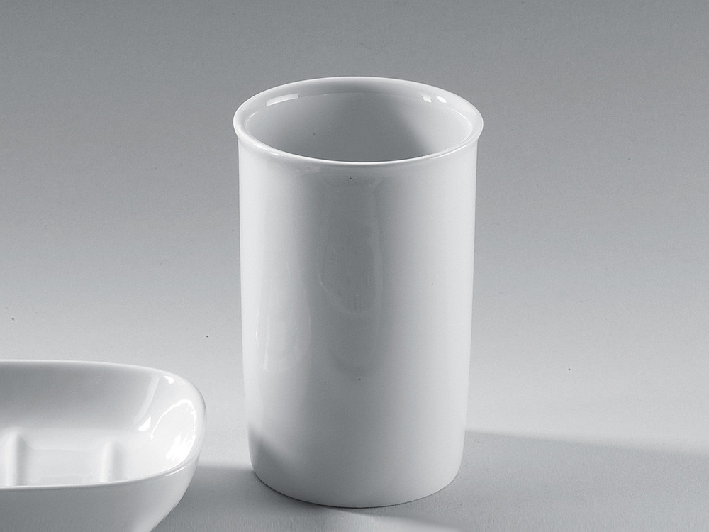 Kubek łazienkowy Decor Walther DW 609 Porcelain White