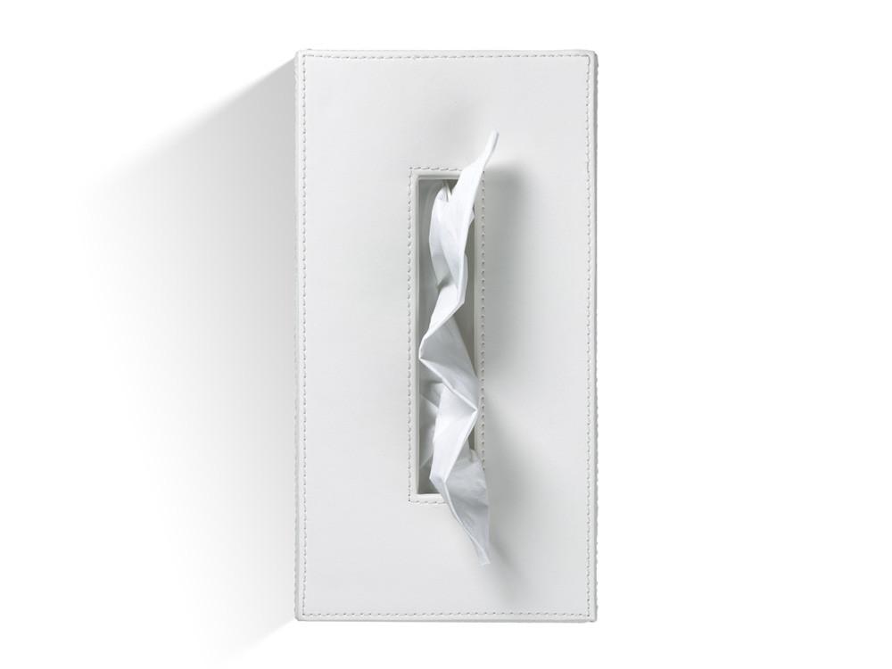 Pudełko na chusteczki Decor Walther Brownie KB 40 White