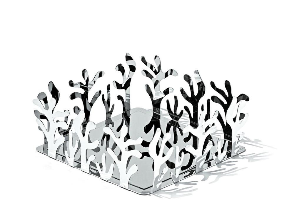 Serwetnik Alessi Mediterraneo Silver