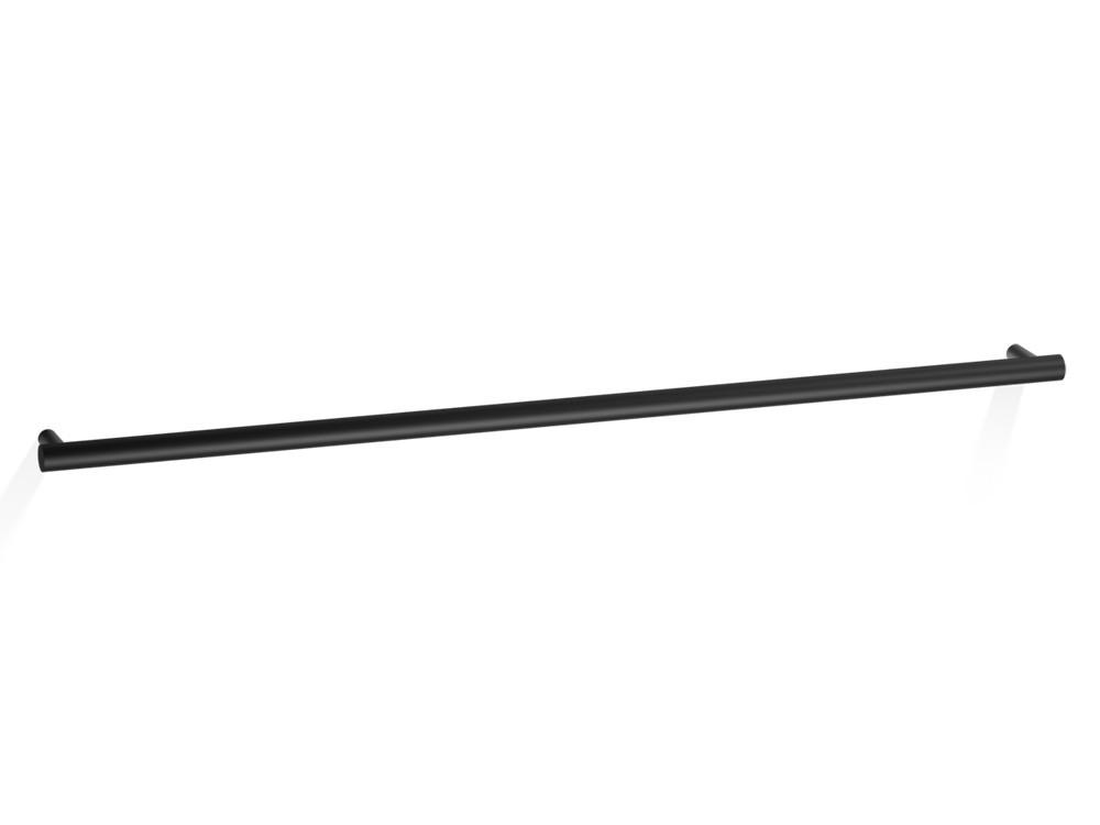 Wieszak/ reling na ręczniki Decor Walther Bar HTE80 Black Matt