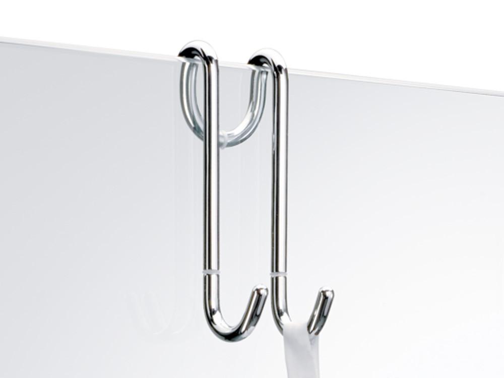 Wieszak/ uchwyt na kabinę prysznica Decor Walther DH 1 Chrome