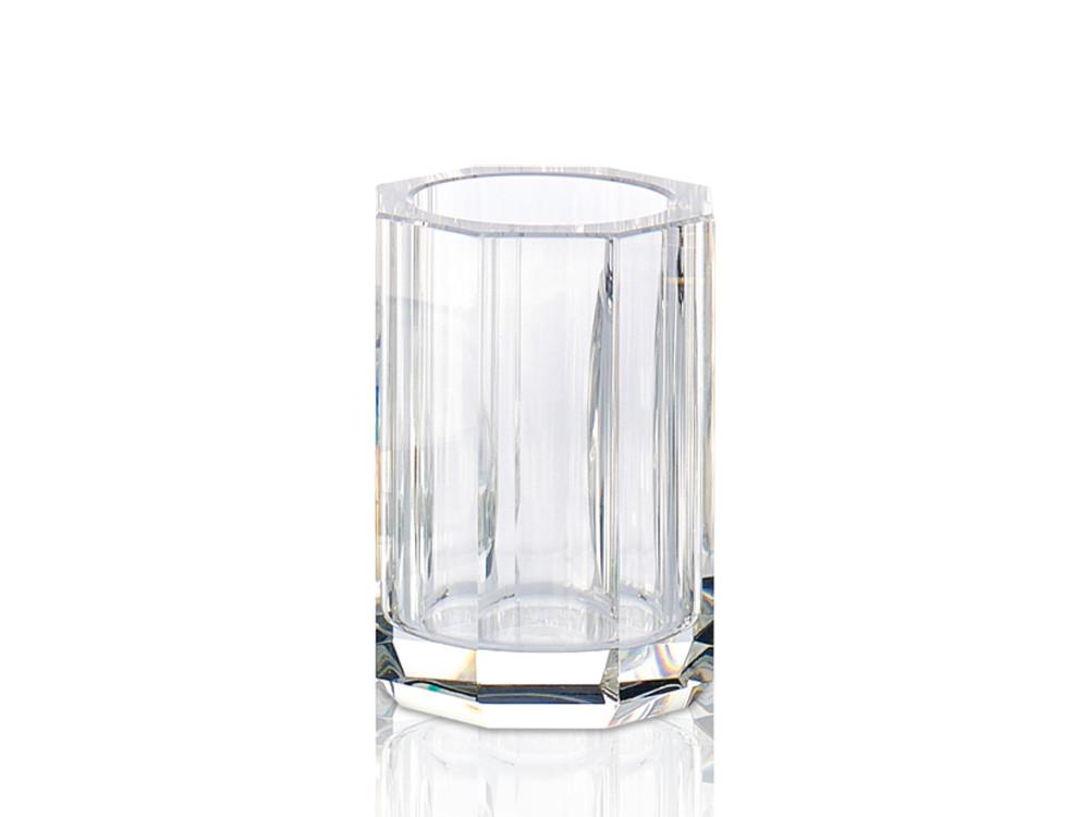 Kubek łazienkowy Decor Walther KR BER Crystal Clear