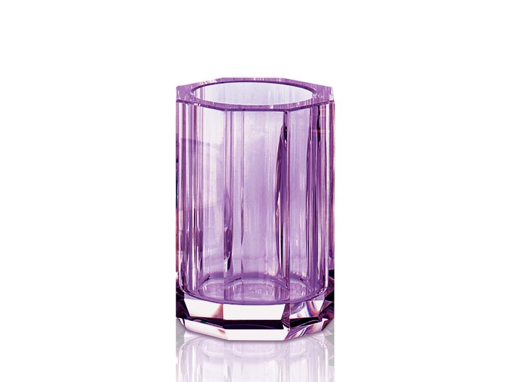 Kubek łazienkowy Decor Walther KR BER Crystal Violet