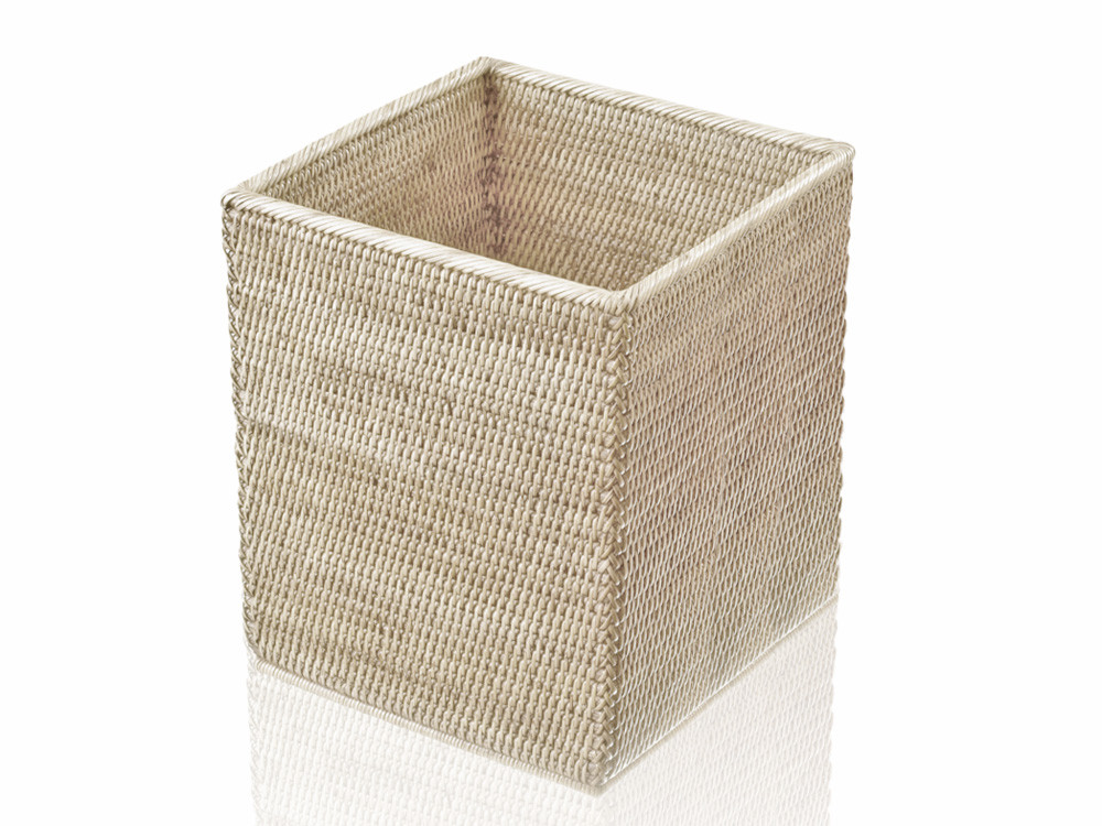 Kosz na śmieci Decor Walther Basket QK Rattan Light