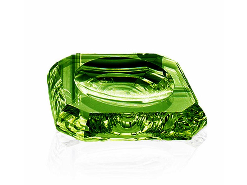 Mydelniczka Decor Walther KR STS Crystal English Green