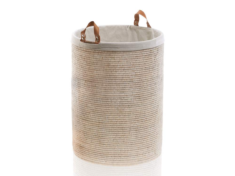 Kosz na bieliznę Decor Walther Basket SPA Rattan Light