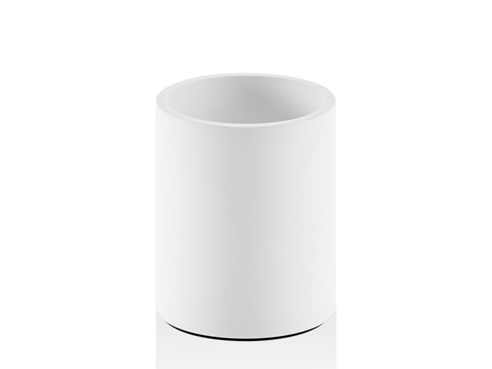 Kubek łazienkowy Decor Walther Stone BER White