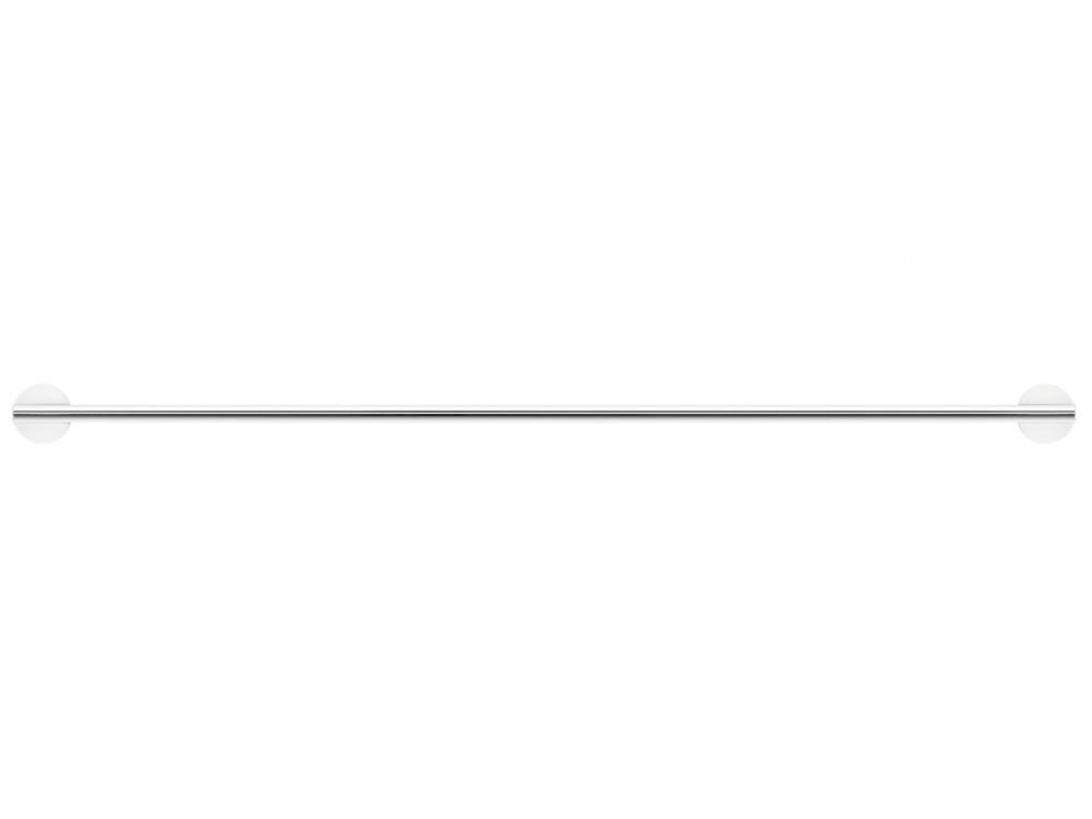 Wieszak/ reling na ręczniki Decor Walther Stone HTE80 White Silver Matt