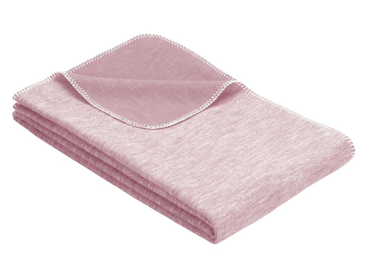 Koc Ibena Organic Lausanne Pink 140x200
