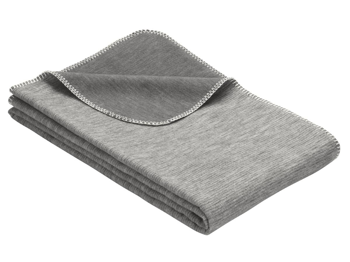 Koc Ibena Organic Lausanne Grey 140x200